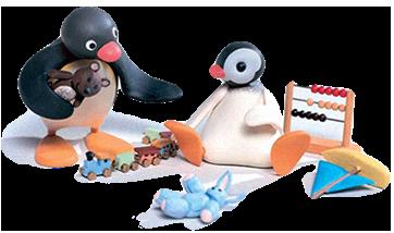 Pingu baby parking
